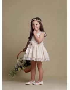 Vestido estilo bailarina...