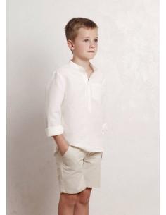Pantalon de niño en lino...